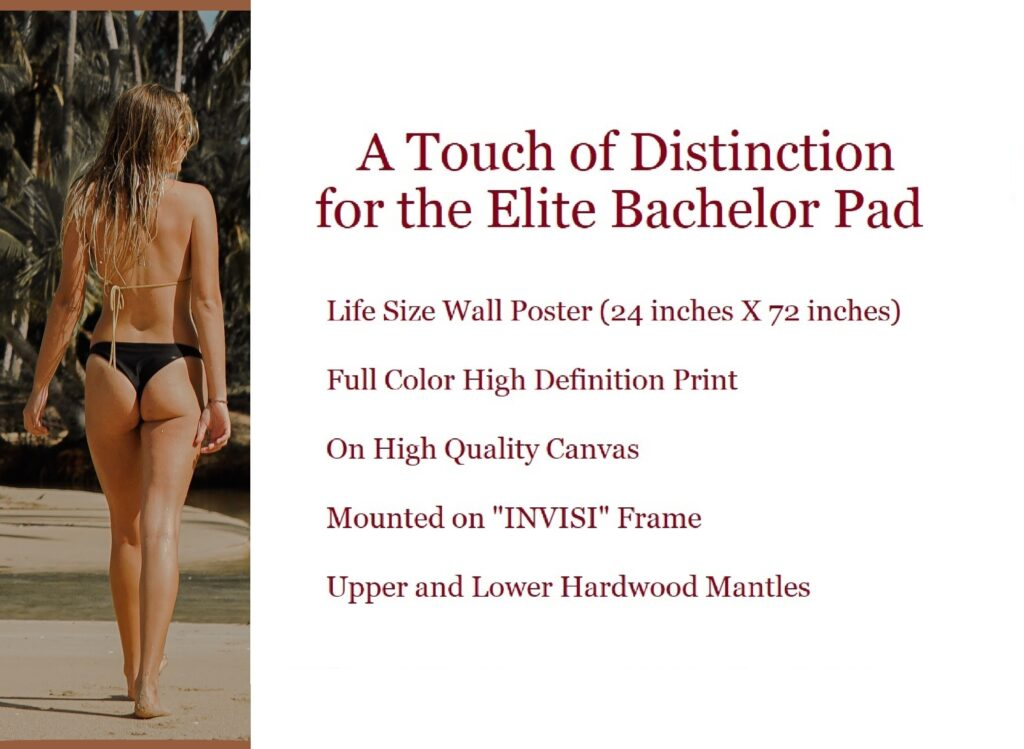 A Touch of Distinction Ad