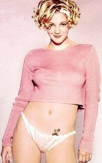 Drew Barrymore Wall Poster