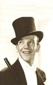 Fred Astaire in INVISI FRAME